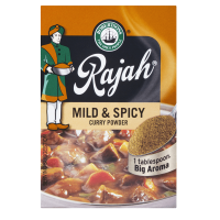 Rajah Mild AND sPICEY