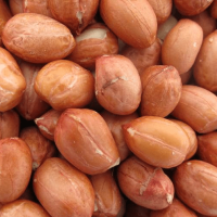 Trio peanuts