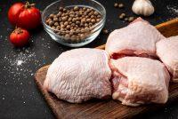 Skin on bone in Chicken thighsSM